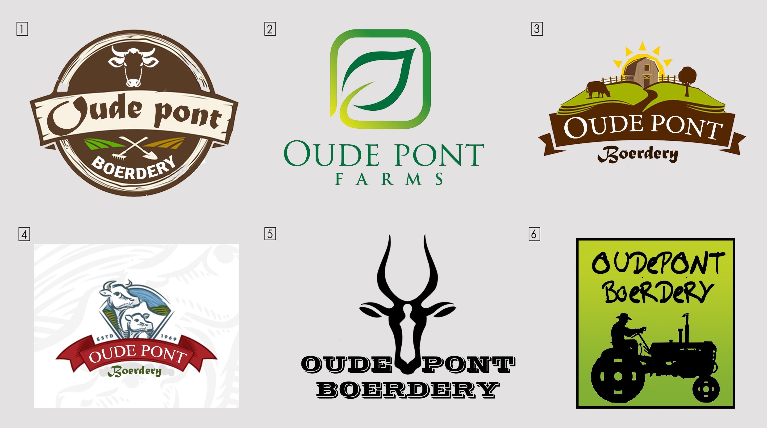 Oude Pont - Logos